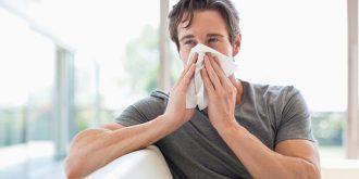 سرماخوردگی-آنفولانزا