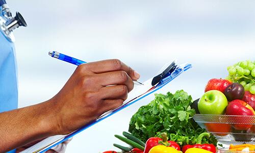 دوره آموزشی مشاور تغذیه و رژیم درمانی