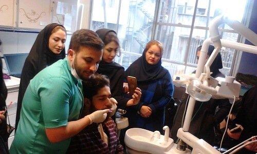 دستیار دندانپزشکی جهاد