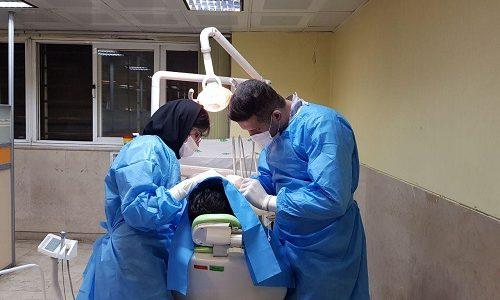 اختتامیه دهمین کارگاه آموزش جراحی دندان عقل نهفته