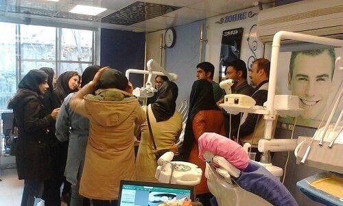دستیار-کنار-دندانپزشکی جهاد