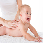 کارگاه آموزش ماساژ نوزاد و کودک