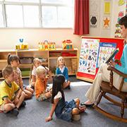 دوره آموزش کمک مربی مهد کودک