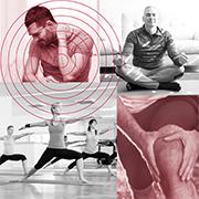 کارگاه آموزش یوگا و کنترل درد