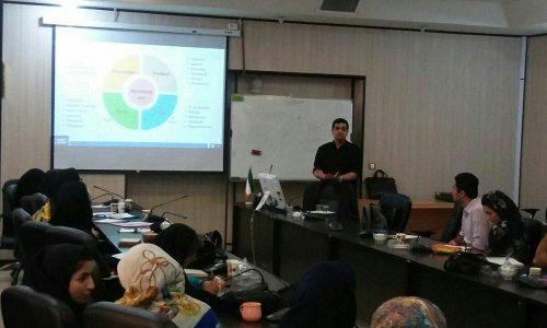سومین دوره آموزش عالی ام بی ای سلامت جهاد دانشگاهی علوم پزشکی شهید بهشتی