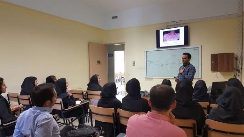 بیست و هشتمین دوره آموزش مراقبت های ویژه (ICU G-OH)