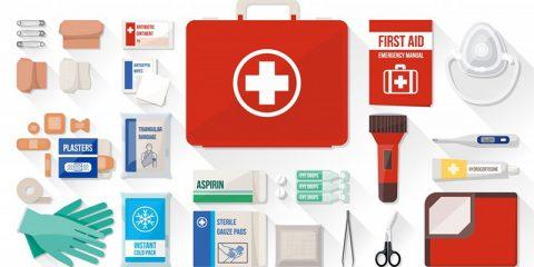 کمک های اولیه و فوریت های پزشکی